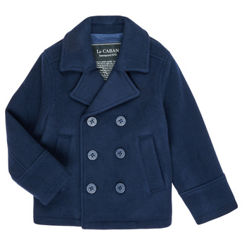 Vêtements Garçon Manteaux Cyrillus  4593869 Bleu