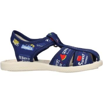 Chaussures Garçon Sandales et Nu-pieds Coccole - Gabbietta blu 33 SUMMER BLU