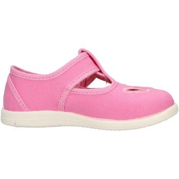 Chaussures Garçon Derbies Coccole - Occhio di bue rosa 125 DELAVE' ROSA