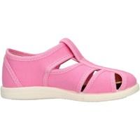 Chaussures Garçon Derbies Coccole - Gabbietta rosa 123 DELAVE' ROSA