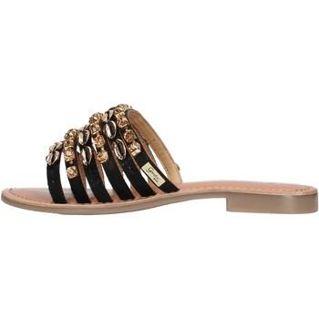 Chaussures Femme Chaussures aquatiques Gardini - Ciabatta  nero 090 NERO
