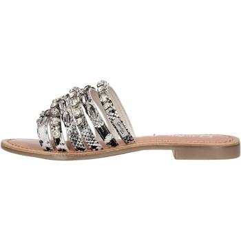Chaussures Femme Chaussures aquatiques Gardini - Ciabatta  argento 090 ARGENTO