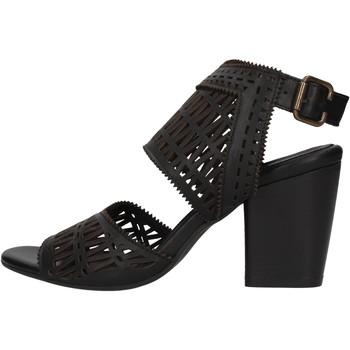 Chaussures Femme Chaussures aquatiques Bueno Shoes - Sandalo nero 1004 NERO