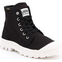 Chaussures Homme Baskets montantes Palladium Manufacture Pampa HI Originale 75349-016-M czarny