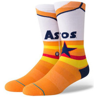 Accessoires Chaussettes de sport Stance Chaussettes MLB Houston Astros Multicolore