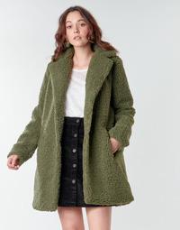 Vêtements Femme Manteaux Noisy May NMGABI Kaki