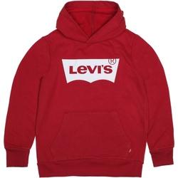 Vêtements Garçon Sweats Levi's Sweat garçon à capuche Rouge