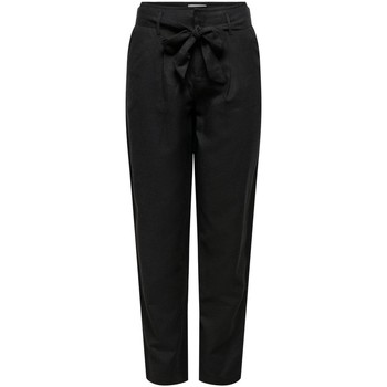 Vêtements Femme Chinos / Carrots Only https://www.everythingcollectible.com/item-21182-B noir