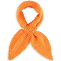 Accessoires textile Femme Echarpes / Etoles / Foulards Enrico Gabriel Echarpe cachemire Gertrude orange