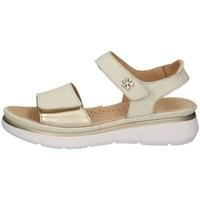 Chaussures Femme Sandales et Nu-pieds Florance 41724-1 BEIGE