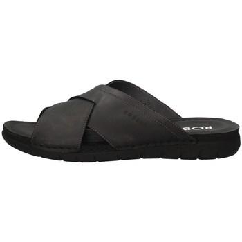 Chaussures Homme Mules Robert 85811-1 NOIR
