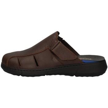 Chaussures Homme Sabots Robert 83560-1 MARRON