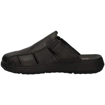 Chaussures Homme Sabots Robert 83560-1 NOIR