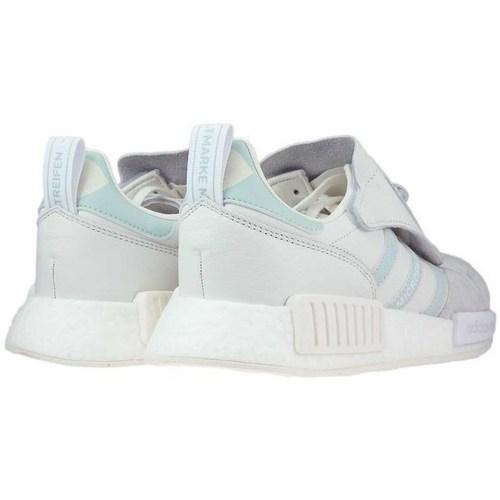 adidas Originals Micropacer X Gris,Vert - Chaussures Baskets basses Homme 191,00 €.