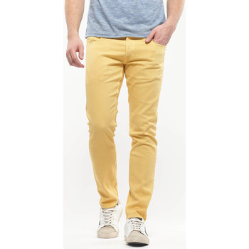 Vêtements Homme Jeans Japan Rags Jeans 700/11 slim adam jaune YELLOW