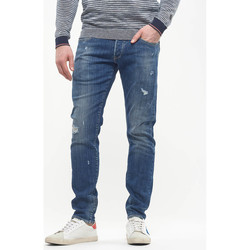 Vêtements Homme Jeans Japan Rags Jeans 700/11 slim bob bleu BLUE