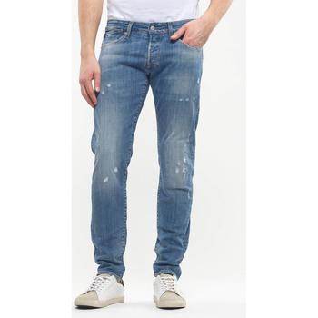 Vêtements Homme Jeans Japan Rags Jeans 700/11 slim bob destroy bleu n°4 BLUE