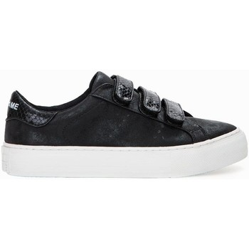 Chaussures Femme Baskets mode No Name arcade straps gloom noir