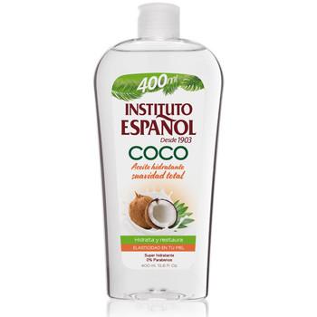 Beauté Hydratants & nourrissants Instituto Español Coco Aceite Corporal  400 ml