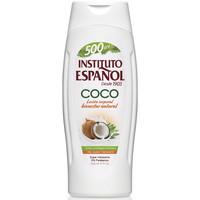 Beauté Hydratants & nourrissants Instituto Español Coco Loción Corporal  500 ml