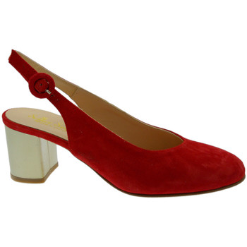 Chaussures Femme Sandales et Nu-pieds Soffice Sogno SOSO20052ro rosso