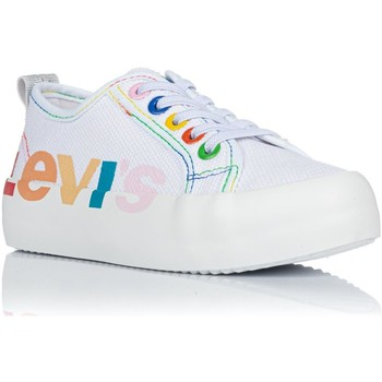 Chaussures Fille Baskets basses Levi's VBET0003T Blanco