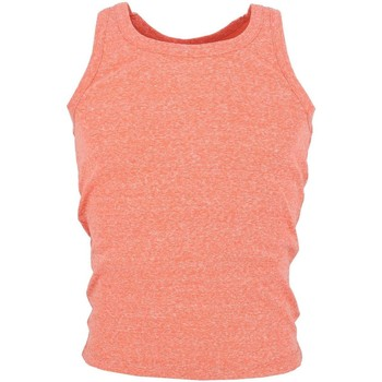 Vêtements Homme Débardeurs / T-shirts sans manche La Maison Blaggio Docker lt org mel debardeur Orange
