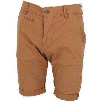 Vêtements Homme Shorts / Bermudas La Maison Blaggio Venili camel short Camel