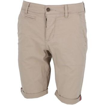 Vêtements Homme Shorts / Bermudas La Maison Blaggio Venili lt grey mel short Gris chiné