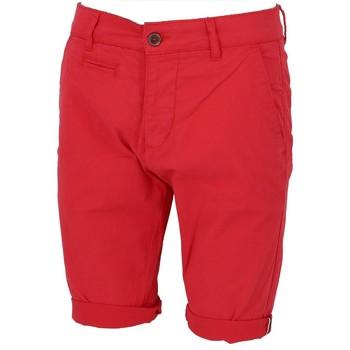 Vêtements Homme Shorts / Bermudas La Maison Blaggio Venili red short Rouge