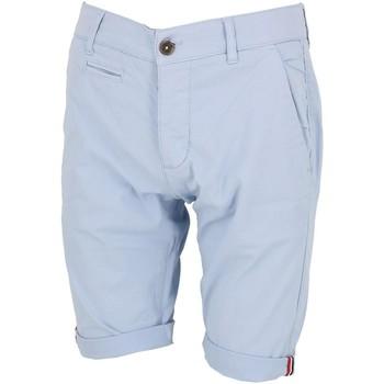Vêtements Homme Shorts / Bermudas La Maison Blaggio Venili lt blue short Bleu ciel