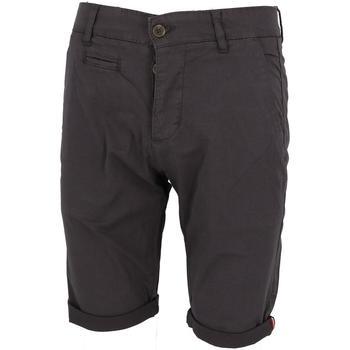 Vêtements Homme Shorts / Bermudas La Maison Blaggio Venili anth short Gris Anthracite foncé