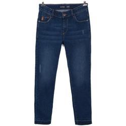 Vêtements Garçon Jeans slim Tiffosi  Azul