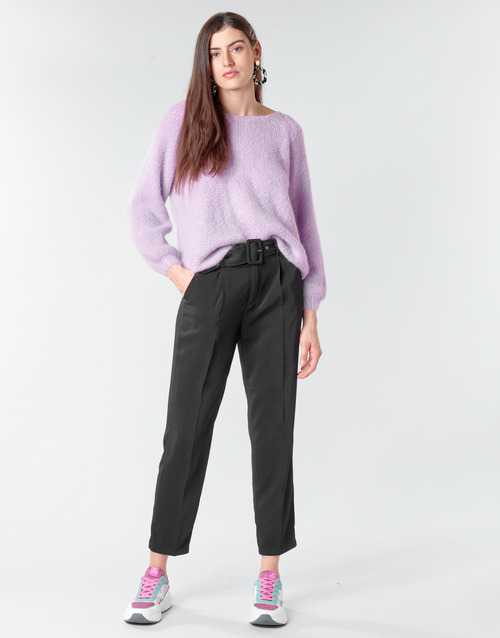 Vêtements Femme Pantalons 5 poches Betty London NOXE Noir