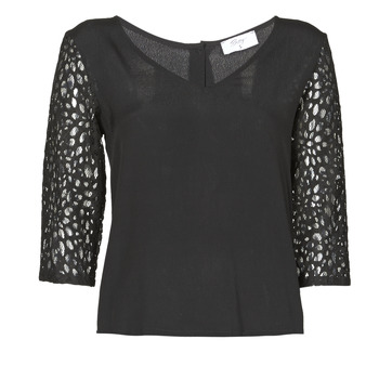 Vêtements Femme Tops / Blouses Betty London NIXE Noir