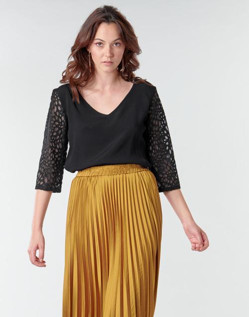 Vêtements Femme Tops / Blouses Betty London NIXE Noir