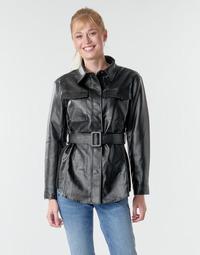 Vêtements Femme Vestes / Blazers Moony Mood NOXXI Noir