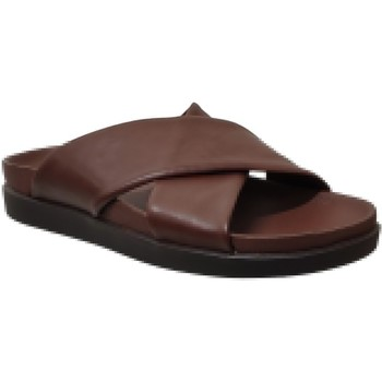 Chaussures Homme Mules Clarks Sunder cross Marron cuir