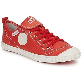 Chaussures Femme Baskets basses Pataugas BROOKS Rouge