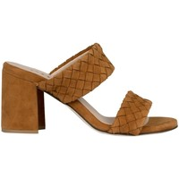 Chaussures Femme Mules Mz Made For Petite NICCI Caramel