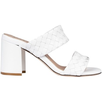 Chaussures Femme Mules Mz Made For Petite NICCI Blanc