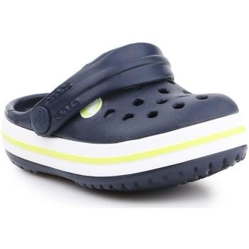 Chaussures Enfant Sabots Crocs Crocband Clog K 204537-42K granatowy