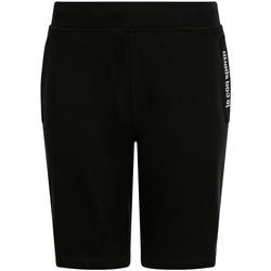 Vêtements Enfant Shorts / Bermudas Le Coq Sportif Ess Short Regular N noir