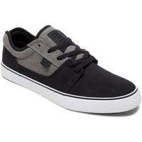 Chaussures Homme Chaussures de Skate DC Shoes TONIK TX black charcoal Noir