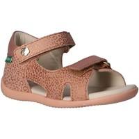 Chaussures Enfant Sandales sport Kickers 696354-10 BINSIA-2 Rosa