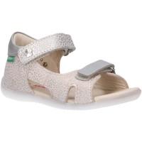 Chaussures Enfant Sandales sport Kickers 696354-10 BINSIA-2 Blanco