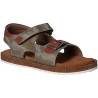 Chaussures Garçon Sandales et Nu-pieds Kickers 694911-30 FUNKYO Verde
