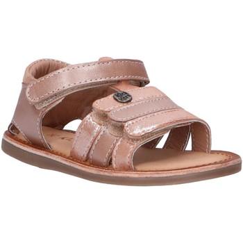 Chaussures Fille Sandales et Nu-pieds Kickers 693540-10 DIAMS Rosa