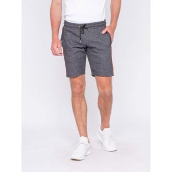 Vêtements Homme Shorts / Bermudas Ritchie Bermuda molleton BALIROS Gris foncé