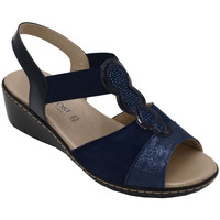 Chaussures Femme Sandales et Nu-pieds Confort ACONFORT7009blu blu